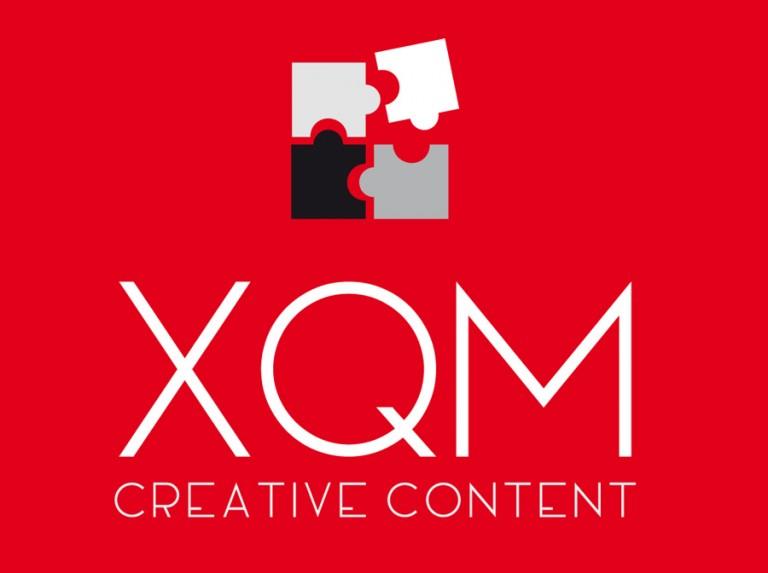 Identidad corporativa de XQuadra Media