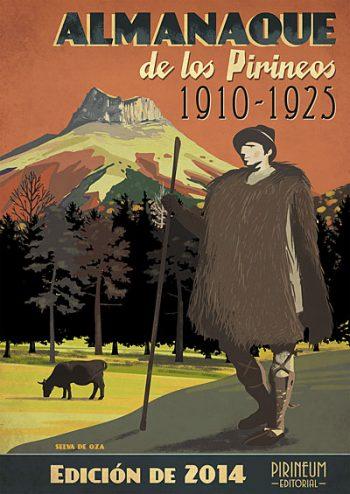 Almanaque de los Pirineos 1910-1925. Edición 2014