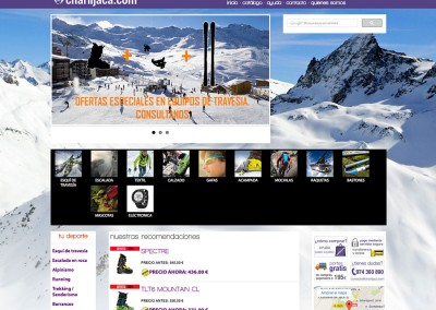 Tienda online de CHARLI Jaca
