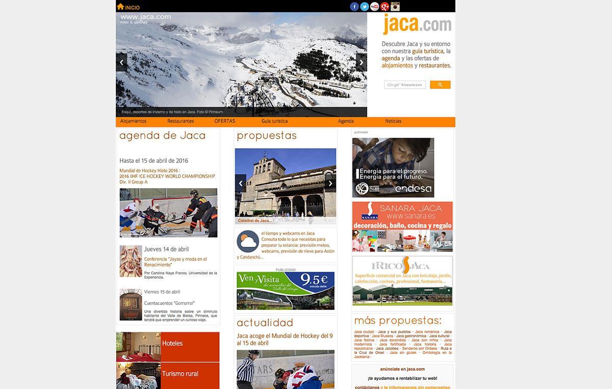 Jaca.com - la mejor guía de Jaca en internet