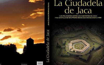 """Diseño y maquetación del libro """"La Ciudadela de Jaca…"""""""