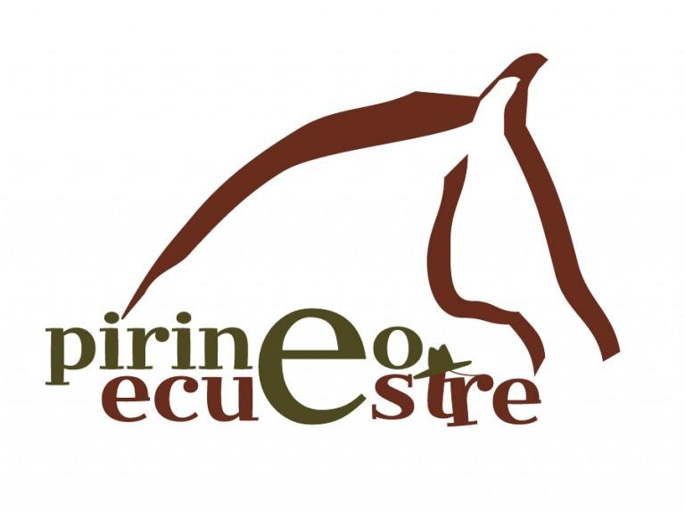 Identidad corporativa para Pirineo Ecuestre