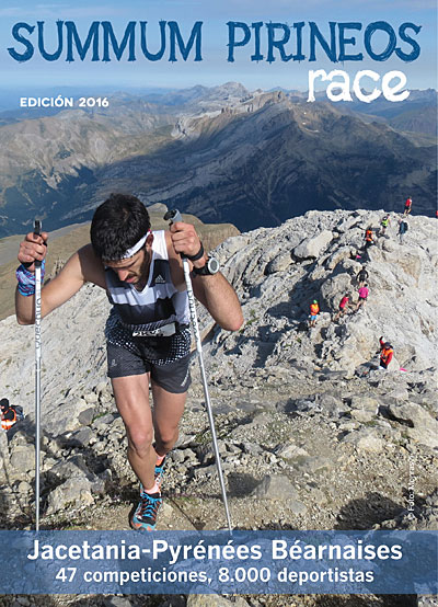 Guía y web Summum Pirineos Race 2016