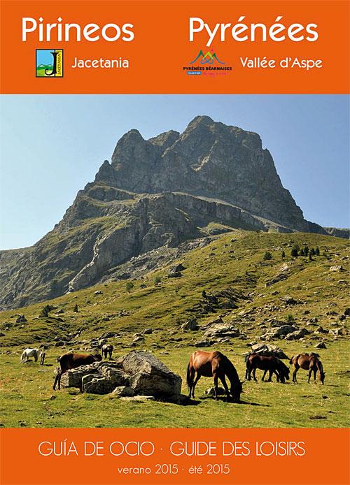 Guía de Ocio 2015 de la Jacetania-Valle de Aspe