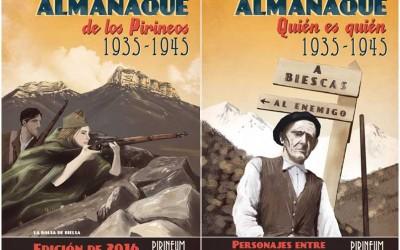 Ya puedes reservar tus Almanaques de los Pirineos 2016