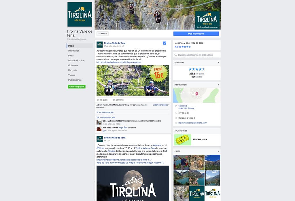 Tirolina del Valle de Tena en el Pirineo: deslízate por la tirolina doble más larga de Europa... ¡también por la noche!