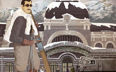 Ya tenemos portada para el nuevo Almanaque de los Pirineos