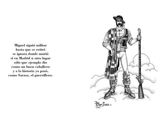 """Diseño y maquetación del libro """"Miguel Sarasa…"""""""