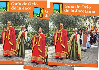 Guía de Ocio de la Jacetania 2017