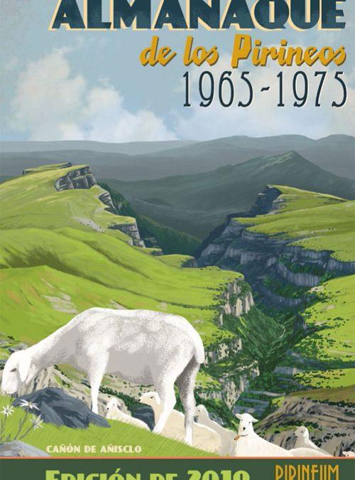 El Almanaque de los Pirineos 2019 ya a la venta en quioscos y librerías