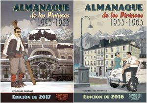 PACK Almanaques de los Pirineos 2017-2018