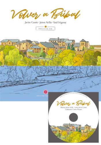 Volver a Búbal portada + CD