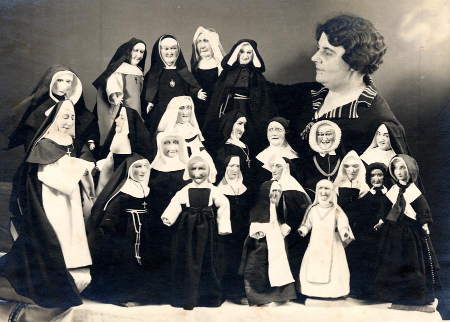 Margalide Le Bondidier. Archivo Museo de los Pirineos de Lourdes