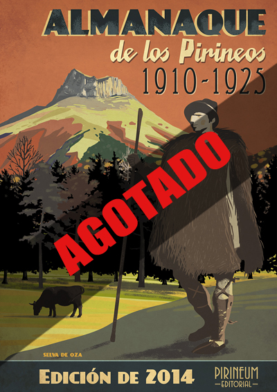 Almanaque de los Pirineos 1910-1925. Edición 2014 AGOTADO